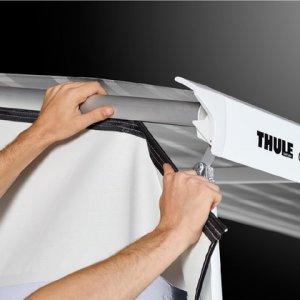 Thule G2 Rain Blocker Side