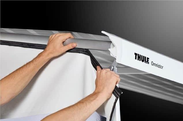 Thule G2 Rain Blocker Sides