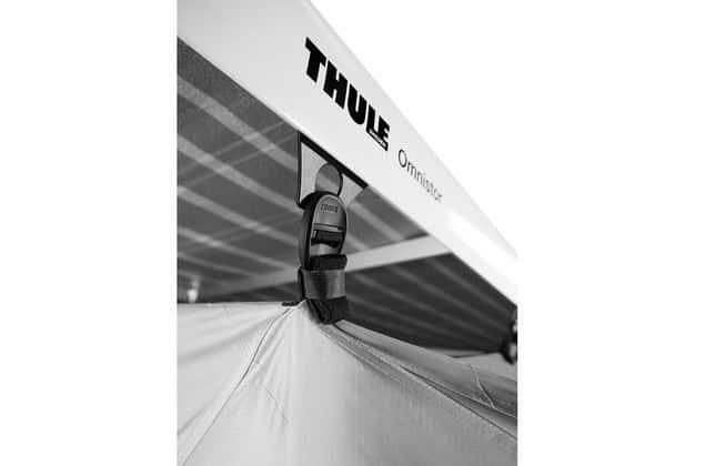 Thule QuickFit Tent for Caravans, Motorhomes and Van ...