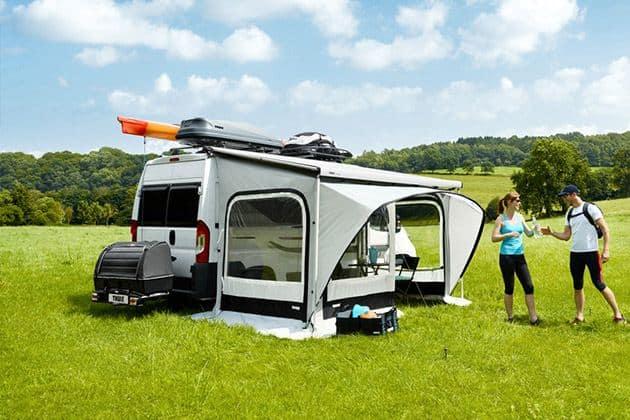 Thule Quickfit Tent For Caravans Motorhomes And Van