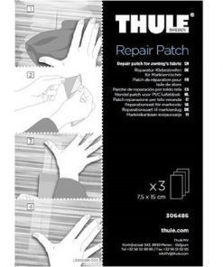 Thule Omnistor Repair Patch for PVC Fabric