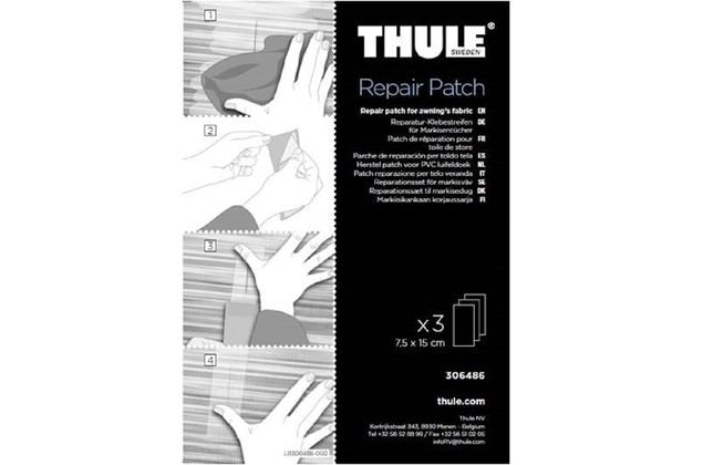 Thule Omnistor Repair Patch For Pvc Fabric By Rose Awnings