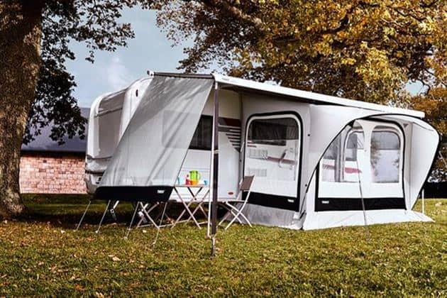Thule G2 Sunblocker Front for Caravans, Van Conversions ...
