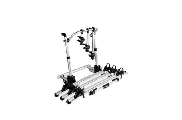 Thule Excellent on caravan roof rack