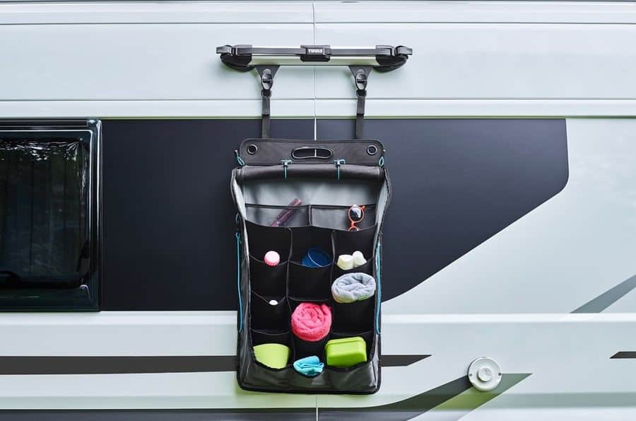 Thule Ladder 9 Step Amp Magnetic Fixation Kit By Rose Awnings