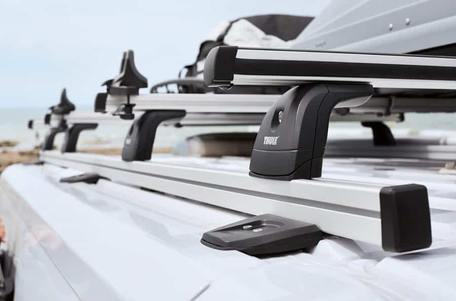 thule roof rack relay gallery