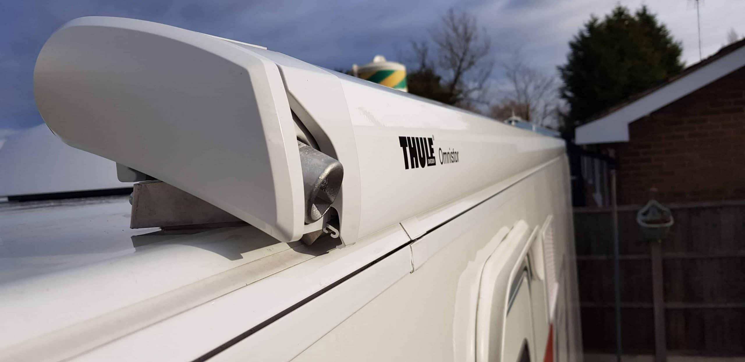 Thule Omnistor 6200 Hymer Adapter Caravan