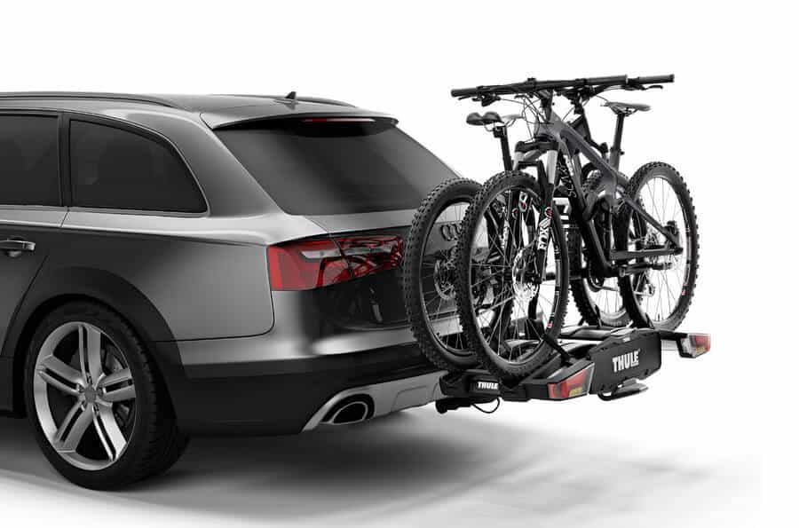 Thule EasyFold XT 933 Bike Rack by Rose Awnings