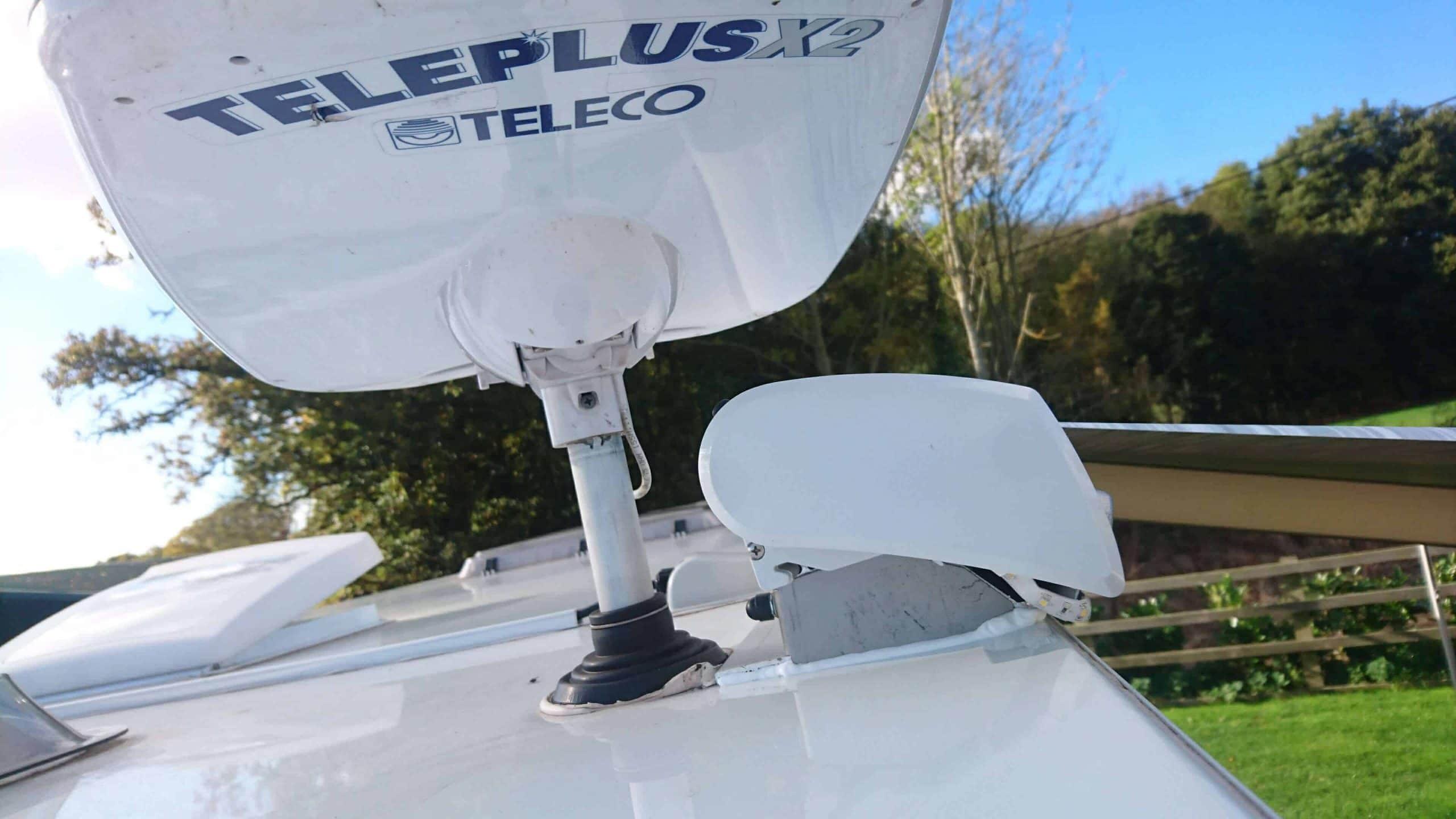 Thule 6200 caravan roof adapter