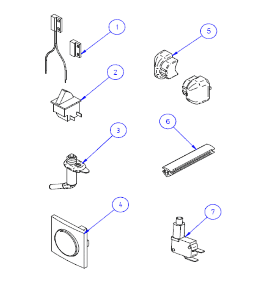 Thule Step Common Parts