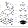thule vent spare parts diagram