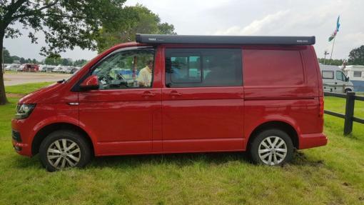 Thule Omnistor 4900 VW Awning Pack