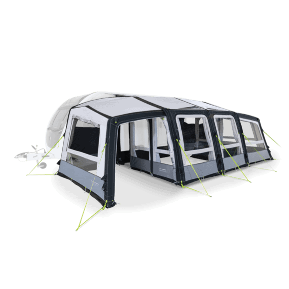 Kampa Caravan Awning Extensions by Rose Awnings