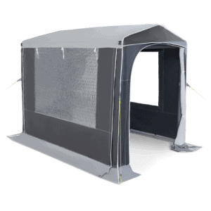 Kampa Store PVC Air & Poled Tent