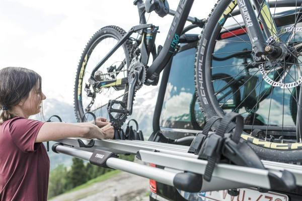Thule Wanderway T6/California Bike Rack