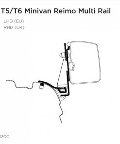 Thule 3200 Adapters for SUVs & Vans