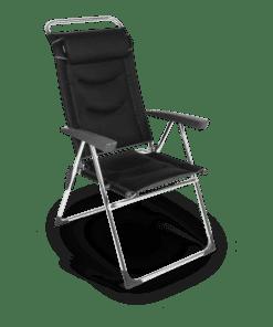 Dometic Lusso Milano Pro Black Chair