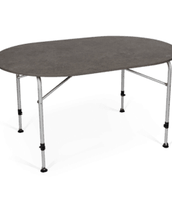 Dometic Zero Concrete Oval Table